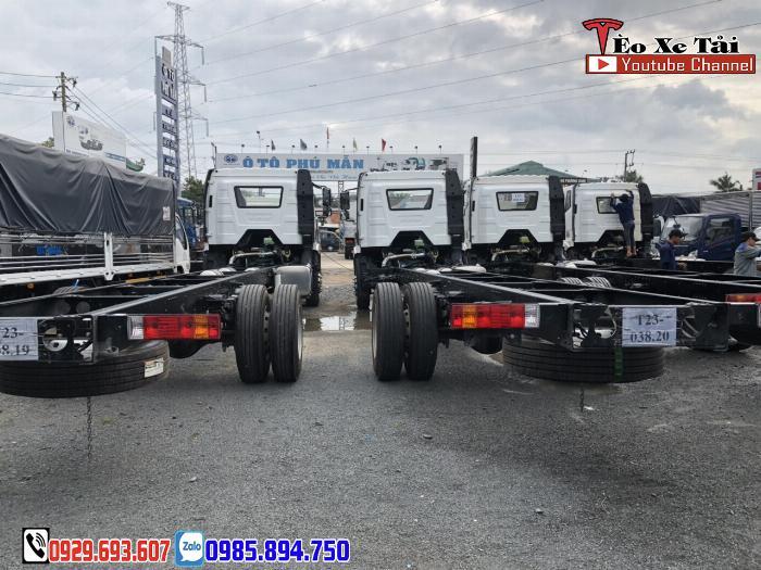 Đại lý xe tải FAW ở tại Bình Dương, Faw 8 tấn thùng dài 9m6, Đại lý xe tải FAW thùng dài – Phú Mẫn độc quyền 1