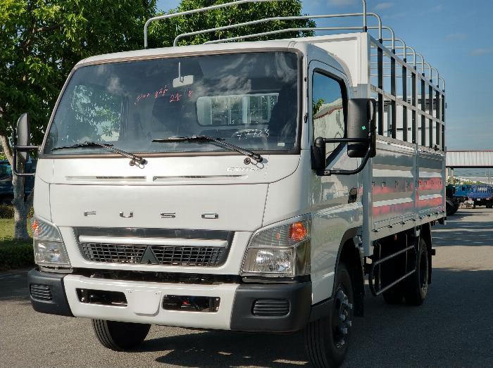 Xe tải Fuso canter 6.5 tải trọng 3,5 tấn . Khuyến mại sốc tháng 8 1