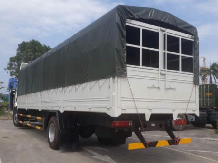 Đại lý bán xe tải faw 8 tấn thùng dài | Hỗ trợ trả góp 80% 2