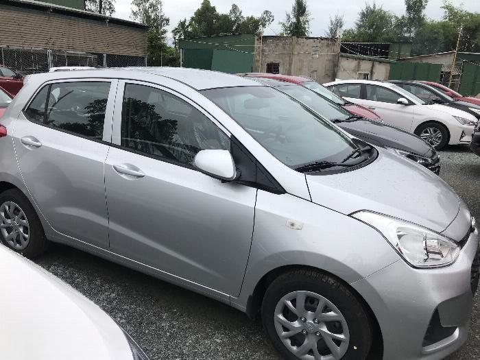 Hyundai grand i10 1.2 số sàn bản thiếu , hyundai grand i10 1.2MT Base , grand i10 hyundai hà tĩnh