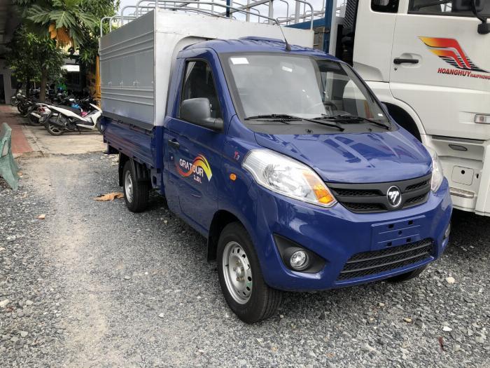 Xe tải nhỏ chính hãng foton 990kg| Trả trước 60 triệu nhận xe 6