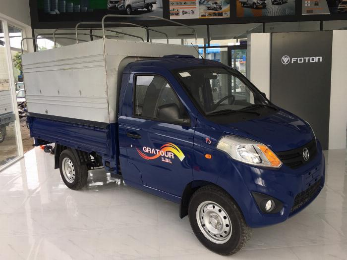 bán xe Foton 990kg 2