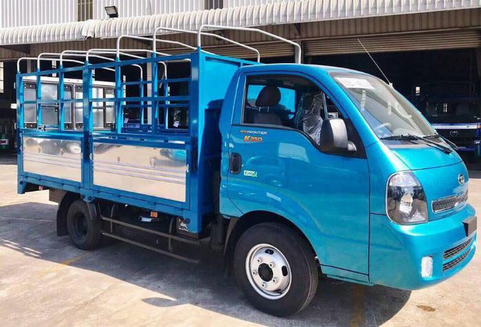 Cần bán  kia k250 tải 2t49 hổ trợ trả góp 149tr nhận xe