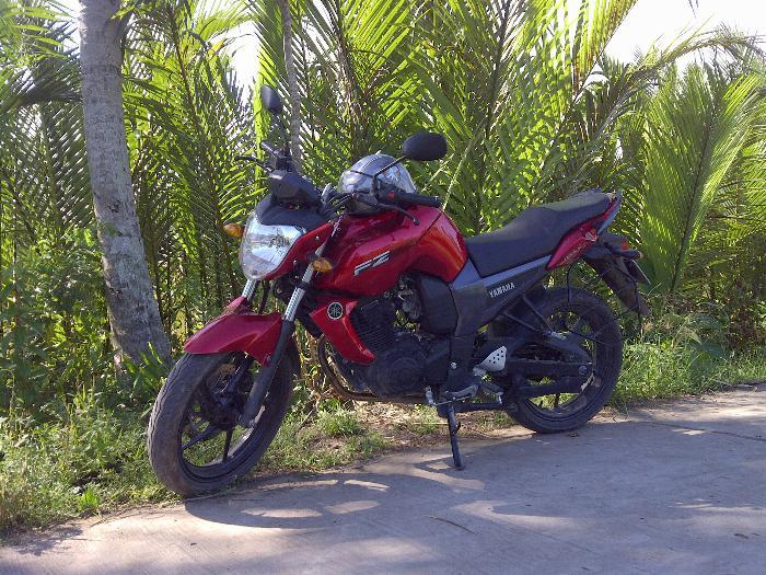 FZ16 - 2013 (bán or  giao lưu )