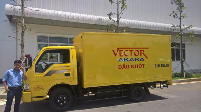 Thanh lý xe tải KIA K165 2t4, xe công ty 2