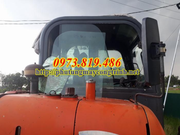 Kính Hông Cần Doosan 55 0