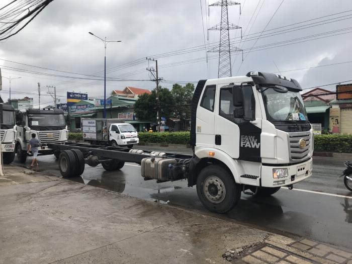 Bán Xe tải FAW 8 Faw 8 tấn - Faw 7t3 thùng siêu dài - Đại lý bán xe tải 8 tấn thùng dài 2