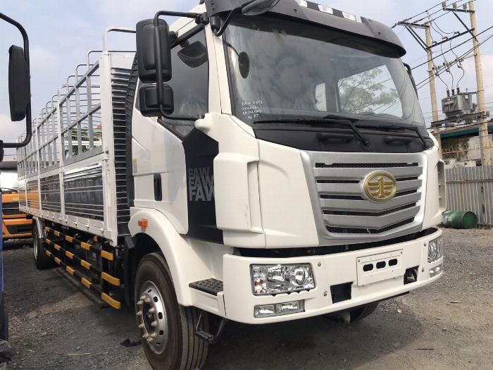 Xe tải faw 7 tấn 2 thùng dài 9.6m đời 2019