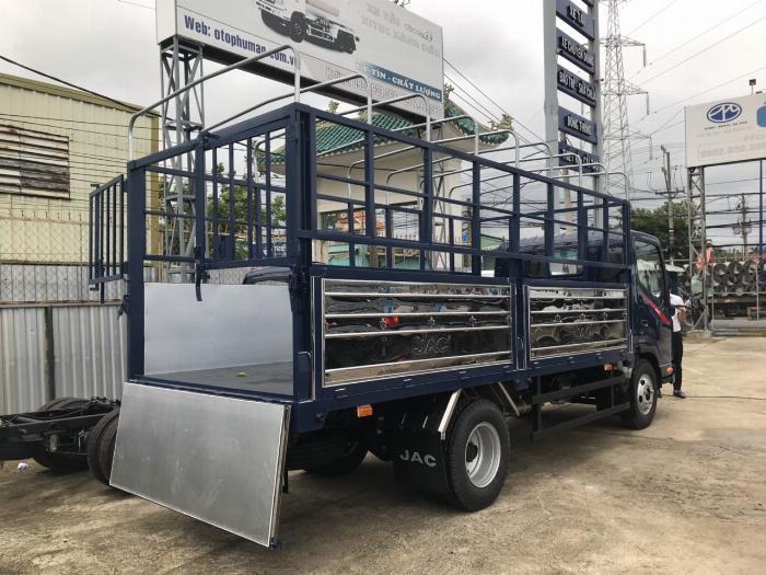 Xe tải JAC N200 tải 1 tấn 9 thùng bạt đời 2019 - Động cơ ISUZU 2