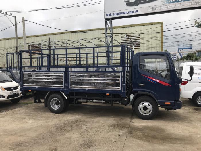 Xe tải JAC N200 tải 1 tấn 9 thùng bạt đời 2019 - Động cơ ISUZU 7