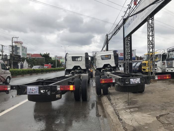 Bán Xe tải FAW 8 Faw 8 tấn - Faw 7t3 thùng siêu dài - Đại lý bán xe tải 8 tấn thùng dài 1