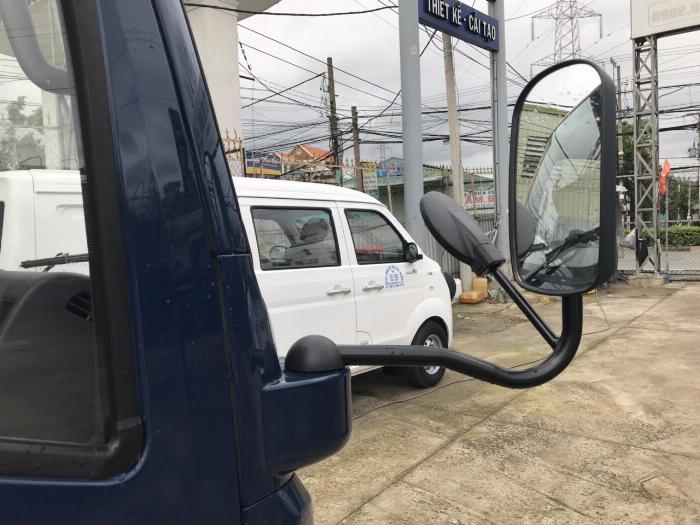 Xe tải JAC N200 tải 1 tấn 9 thùng bạt đời 2019 - Động cơ ISUZU 10