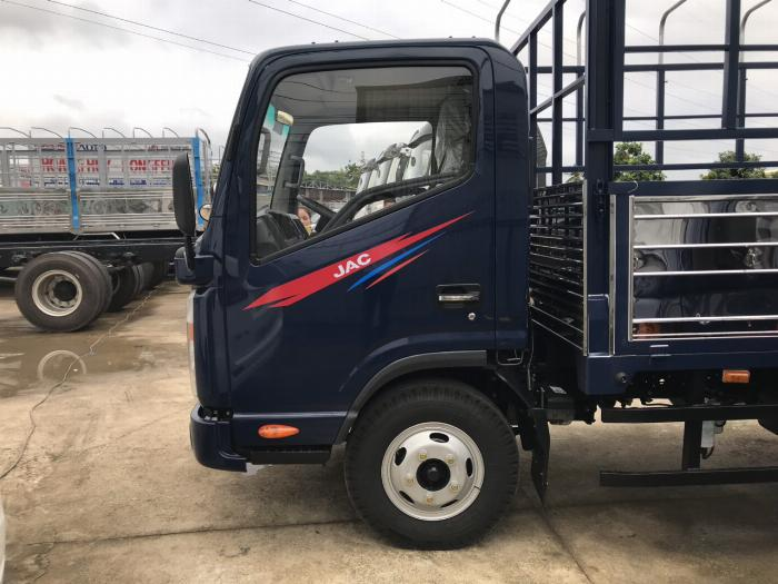 Xe tải JAC N200 tải 1 tấn 9 thùng bạt đời 2019 - Động cơ ISUZU 4