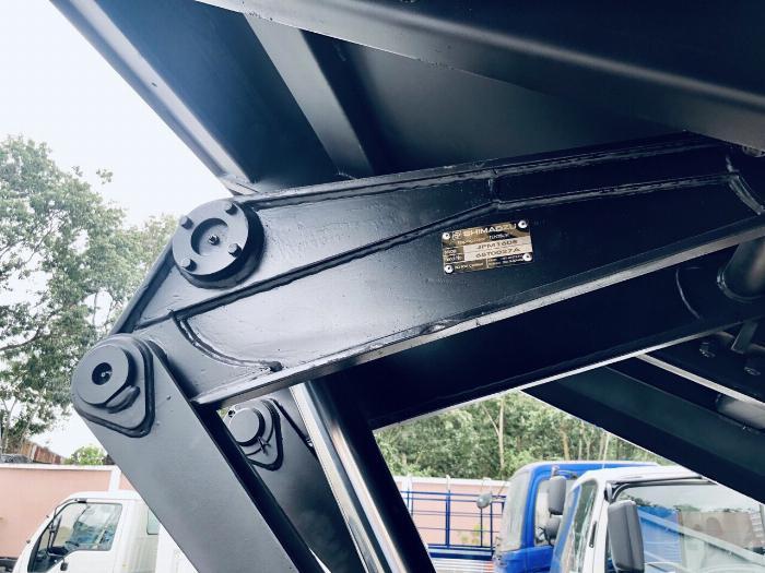 Xe ben Hyundai mighty 2017(ga cơ) 5 khối 3