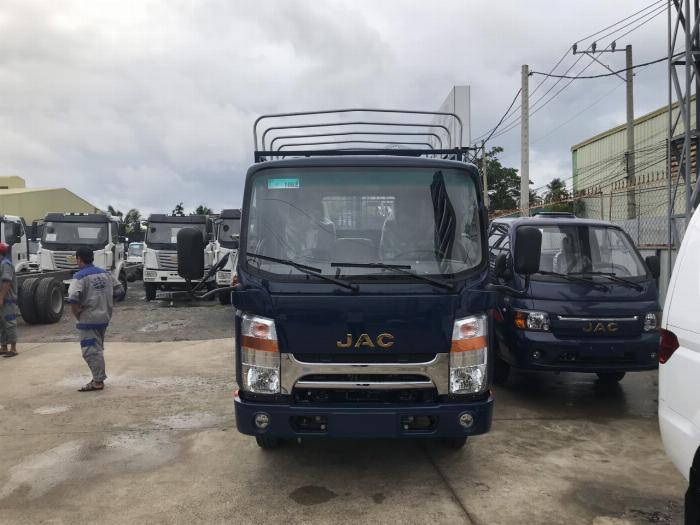 Xe tải JAC N200 tải 1 tấn 9 thùng bạt đời 2019 - Động cơ ISUZU 0