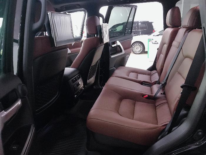 Bán xe Toyota Land Cruiser 5.7 Nhập Mỹ 2019, màu đen,bạc .xe giao ngay 6
