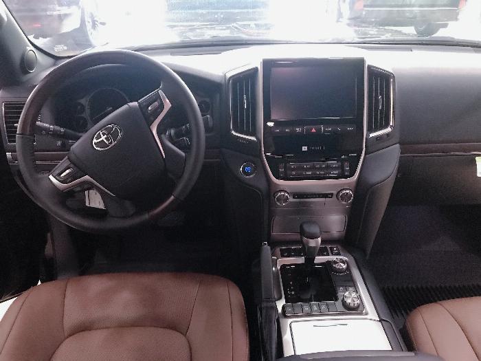 Bán xe Toyota Land Cruiser 5.7 Nhập Mỹ 2019, màu đen,bạc .xe giao ngay 7