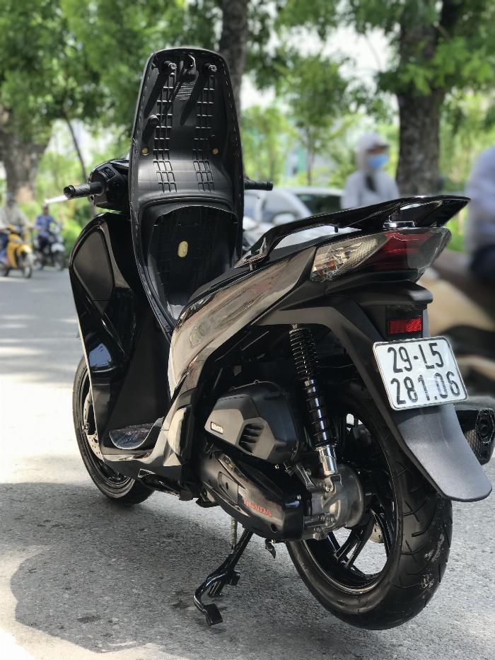 Bán SH Việt 150 phanh ABS 2018 màu Đen quá đẹp