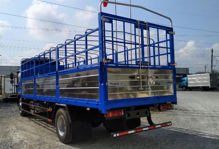 Bán xe tải Thaco Auman C160.E4 Thùng dài 7m4 tải trọng 9 tấn Long An 3