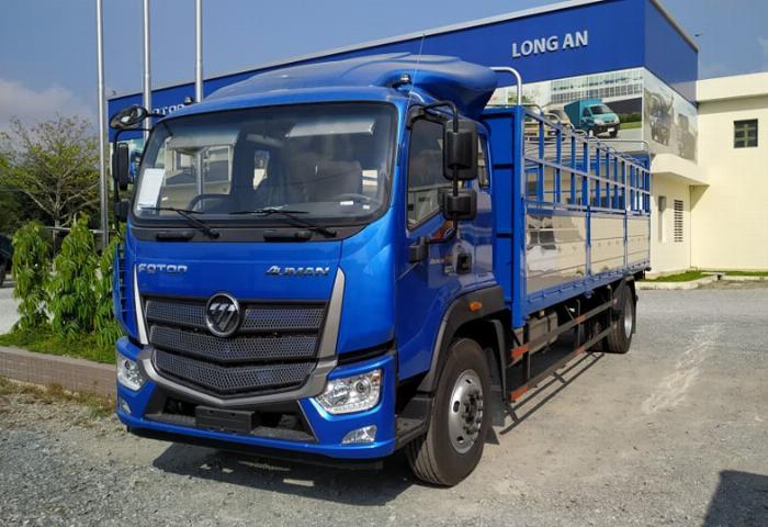 Bán xe tải Thaco Auman C160.E4 Thùng dài 7m4 tải trọng 9 tấn Long An 1