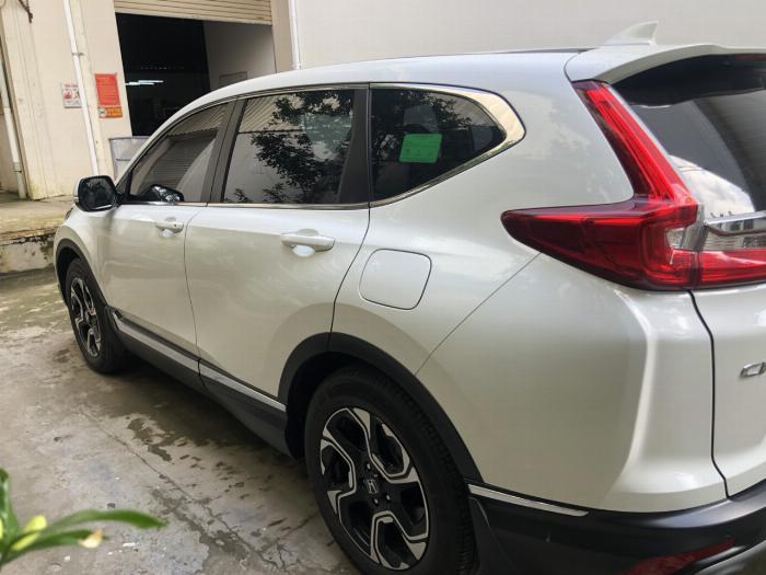 Hãng bán Crv L 2018, màu trắng, đúng chất lướt, giá TL, hổ trợ góp