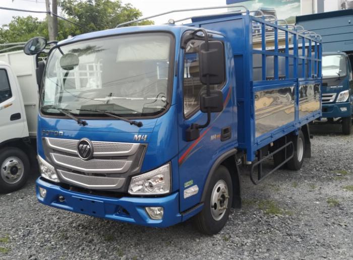 Bán xe tải Thaco Auman C160.E4 Thùng dài 7m4 tải trọng 9 tấn Long An 2