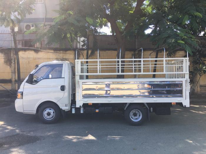 Giá xe tải JAC X5 1t25 máy Hyundai thùng 3.2m giá rẻ nhất thị trường