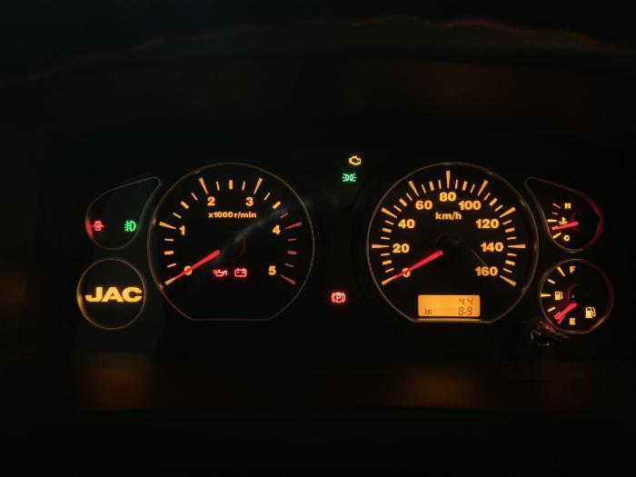 Xe tải Jac N200 1t9 thùng dài 4m4 động cơ isuzu| Hỗ trợ trả góp 2