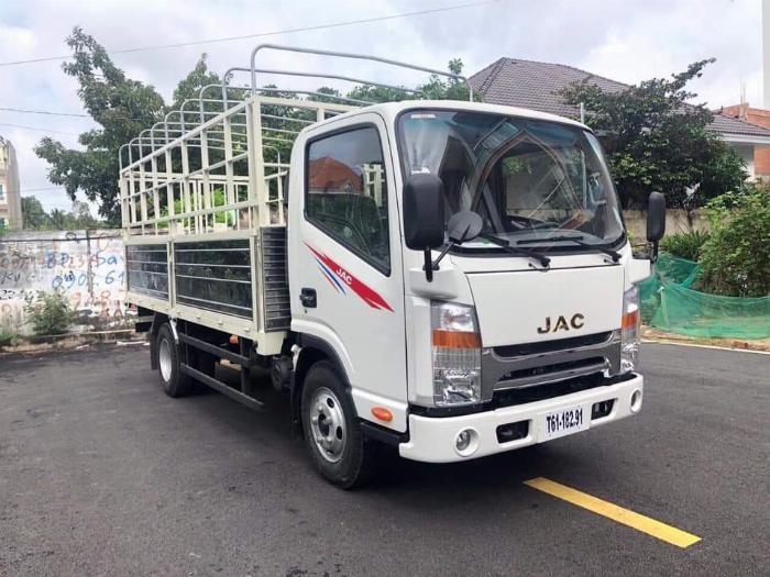Xe tải Jac N200 1t9 thùng dài 4m4 động cơ isuzu| Hỗ trợ trả góp 3