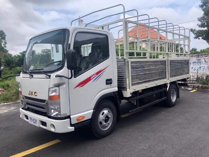 Xe tải Jac N200 1t9 thùng dài 4m4 động cơ isuzu| Hỗ trợ trả góp 5