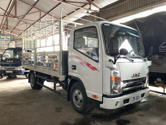 Xe tải Jac N200 1t9 thùng dài 4m4 động cơ isuzu| Hỗ trợ trả góp 7