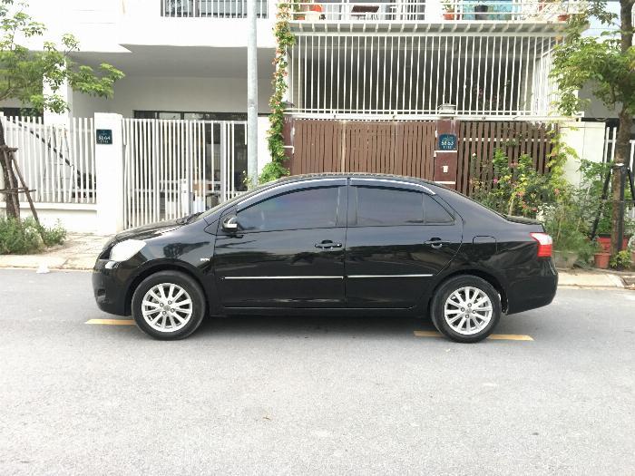 Gia đình bán xe TOYOTA VIOS 1.5E màu đen, sx cuối 2010, chính chủ sử dụng từ đầu