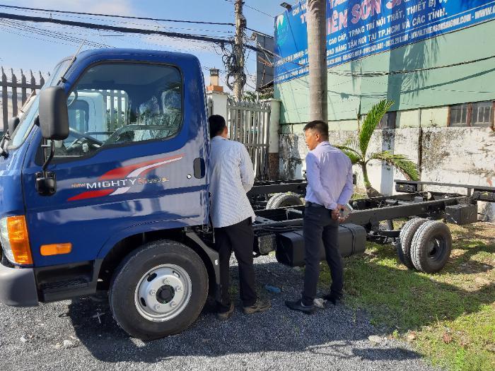 Tư vấn chọn mua xe tải Hyundai 2.5 tấn phù hợp với nhu cầu vận tải hàng hóa