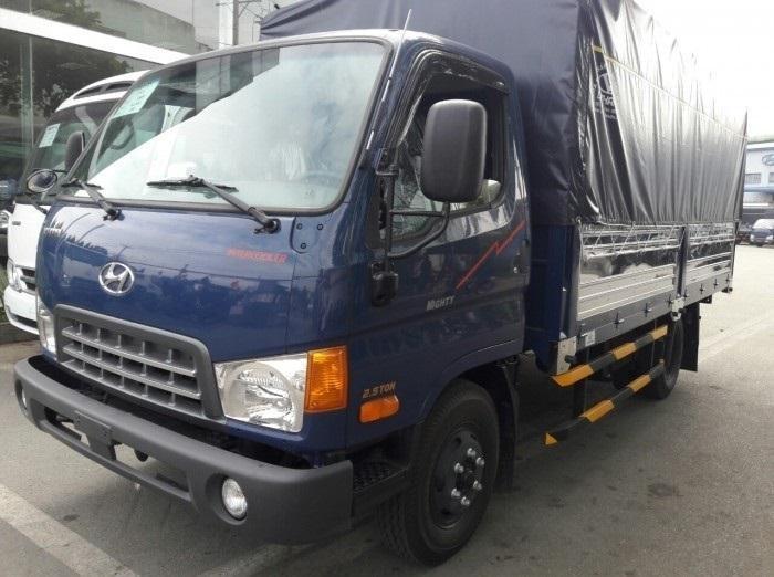 Xe tải Hyundai HD65 2.5 tấn