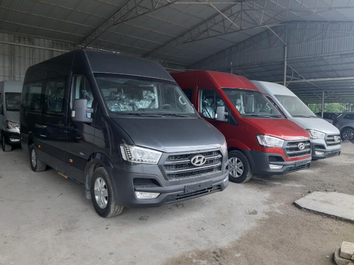 Đánh Giá Xe Solati 2019, Hyundai Solati Đủ Màu Giao Ngay Giá Sốc