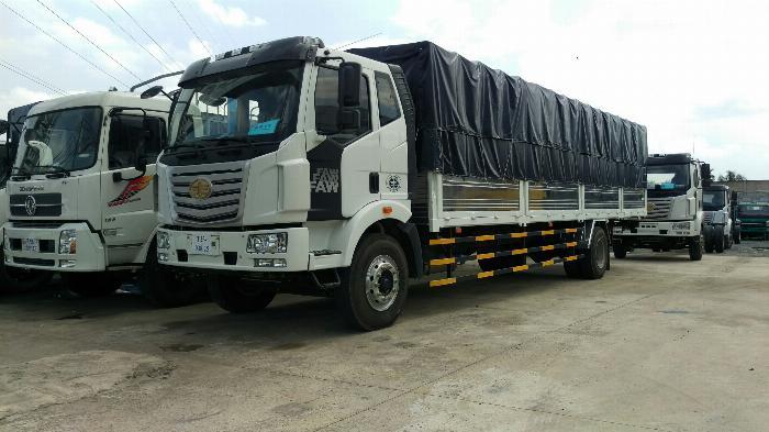 Xe tải Faw thùng dài - Ô Tô Phú Mẫn Bình Dương bán xe tải - Đại lý xe tải thùng dài 7