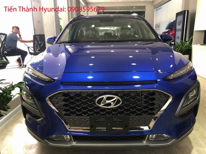 Hyundai Kona giảm giá 60tr, trả trước từ 179tr, góp 10tr1
