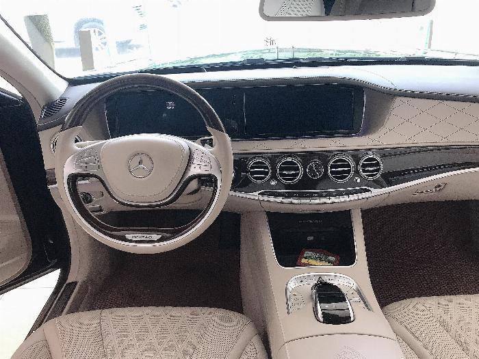 Bán Maybach S400 sản xuất 2016,đăng ký 2018 ,có hóa đơn VAT,1 chủ ,biển Hà Nội.