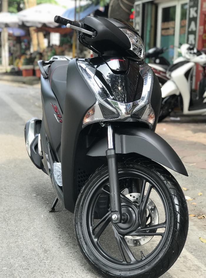Bán SH Việt 150 ABS 2019 bản cao cấp màu Đen mờ quá mới