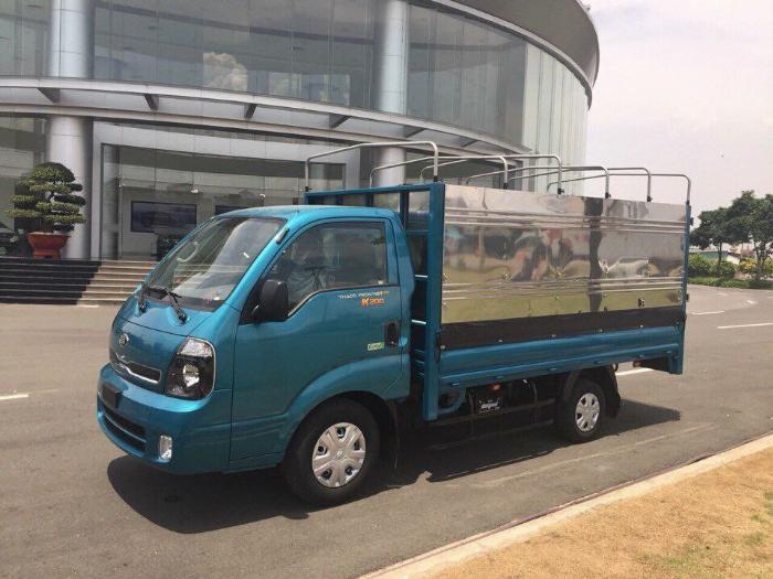 Xe tải KIA 1,9 tấn K200, đạt chuẩn Euro4 xe tại Hòa Thành 5