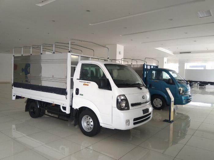 Xe tải KIA 1,9 tấn K200, đạt chuẩn Euro4 xe tại Hòa Thành 8