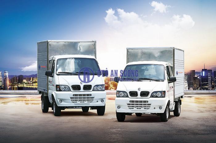 Xe tải Thái Lan SIAM TRUCK 990KG 2019