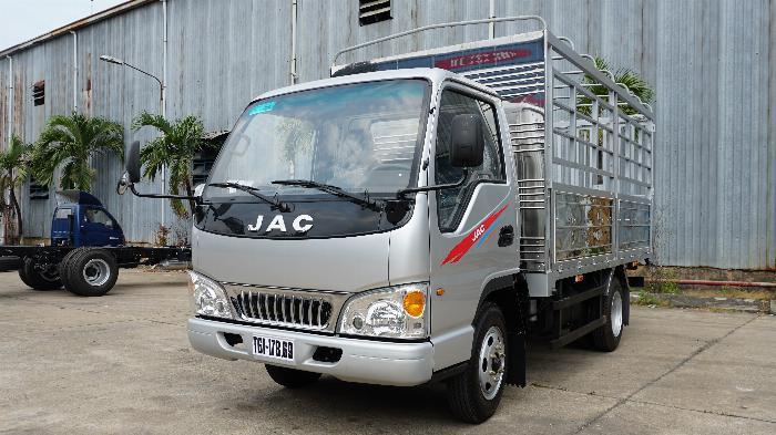 Xe tải JAC 2,4 TẤN L250✅ thùng 4.380m/máy ISUZU/hỗ trợ trả góp 80%