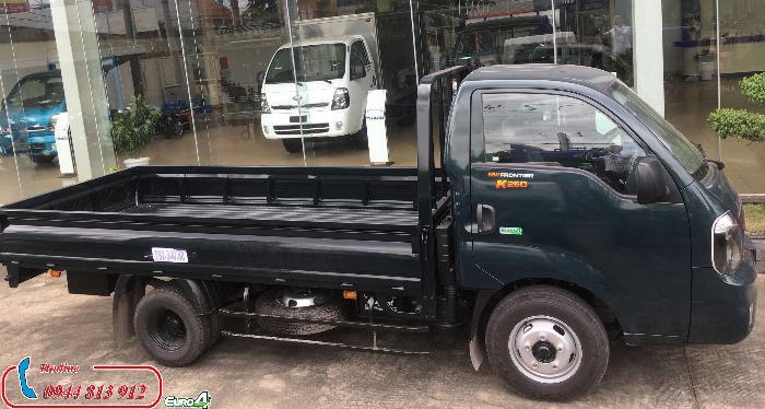 Thaco Bình Dương càn bán xe tải 2,5 tấn Kia K250 thùng lửng đời 2019 - Hỗ trợ trả góp 75% - LH: 0944.813.912