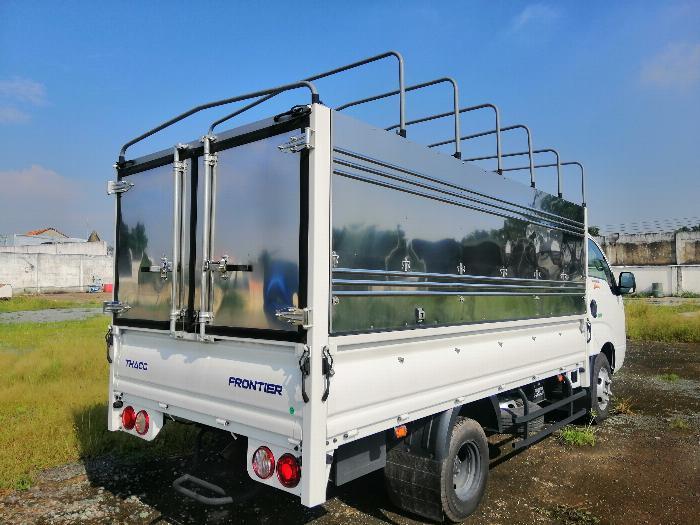 Bán xe Thaco Kia K250, Tải 2,4 tấn, thùng 3.5m, đời 2019 mới 100%