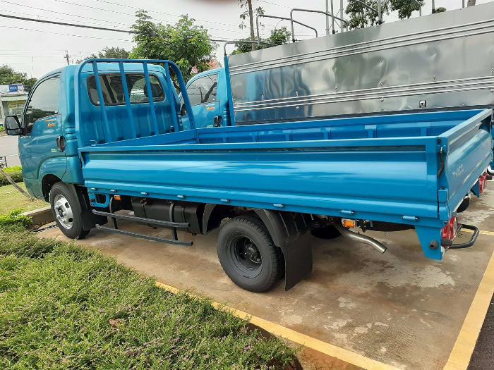 Bán xe tải trả góp 1,4T, 1,9T, 2,5T động cơ Hyundai, đại lý Vũng Tàu