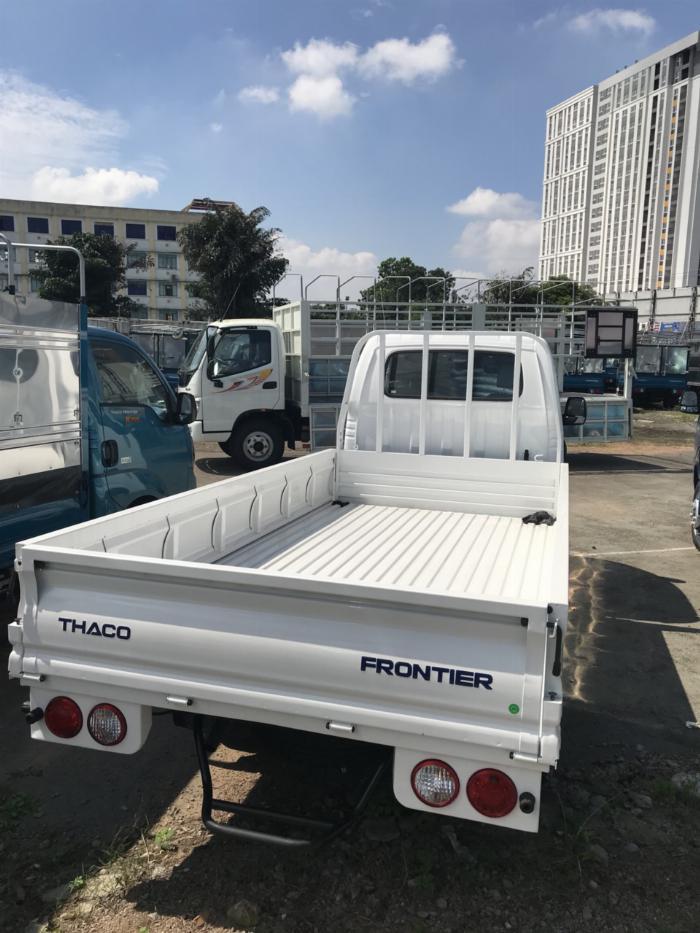 Xe tải 2 tấn KIA New Frontier K200 thùng lửng tại Bình Dương, động cơ Hyundai đời 2019, L/H: 0944.813.912