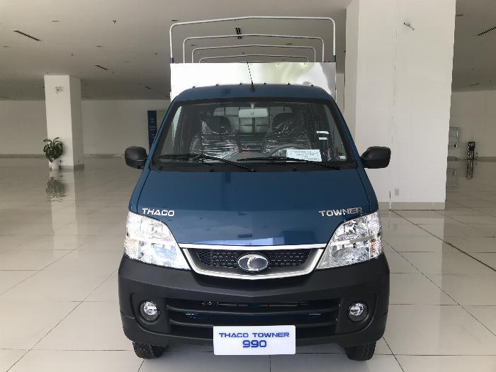 Xe tải 1 tấn Thaco TOWNER990 KG động cơ Suzuki.
