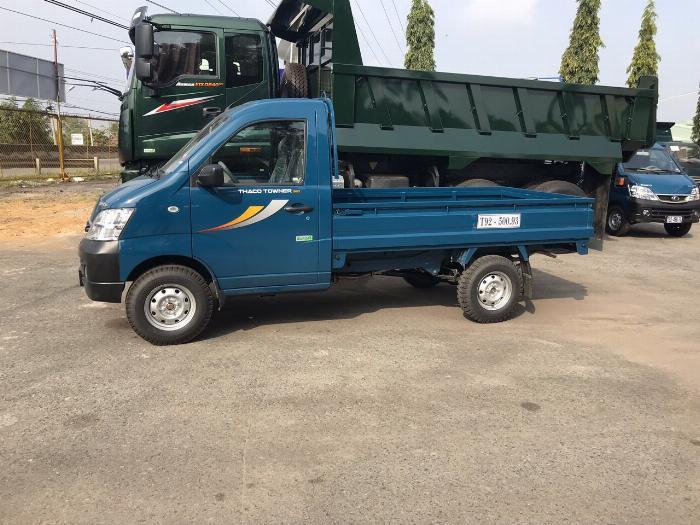Bán xe 1 tấn Thaco TOWNER990 KG động cơ Suzuki. 9