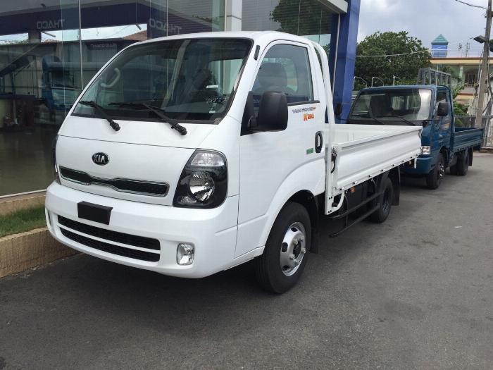 Bán xe tải trả góp Vũng Tàu 1 tấn 1,25T 1,4 T 1,9T 2,4 tấn động cơ Hyundai 2019